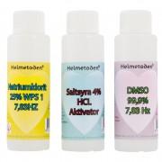 Natriumklorit+HCL+DMSO